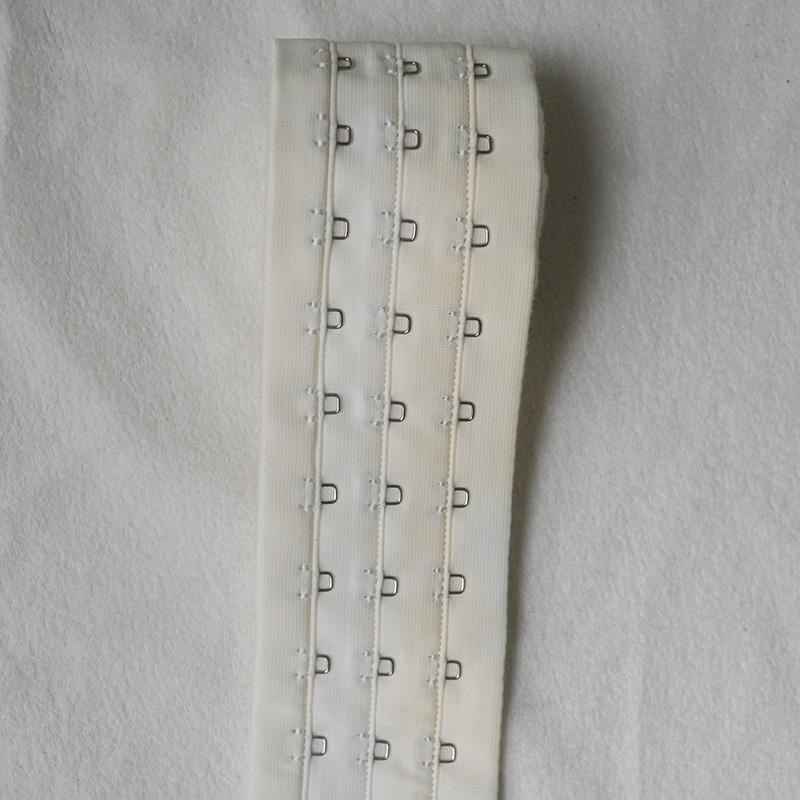spandex material reinforced bra hook extenders Mayrose Brand
