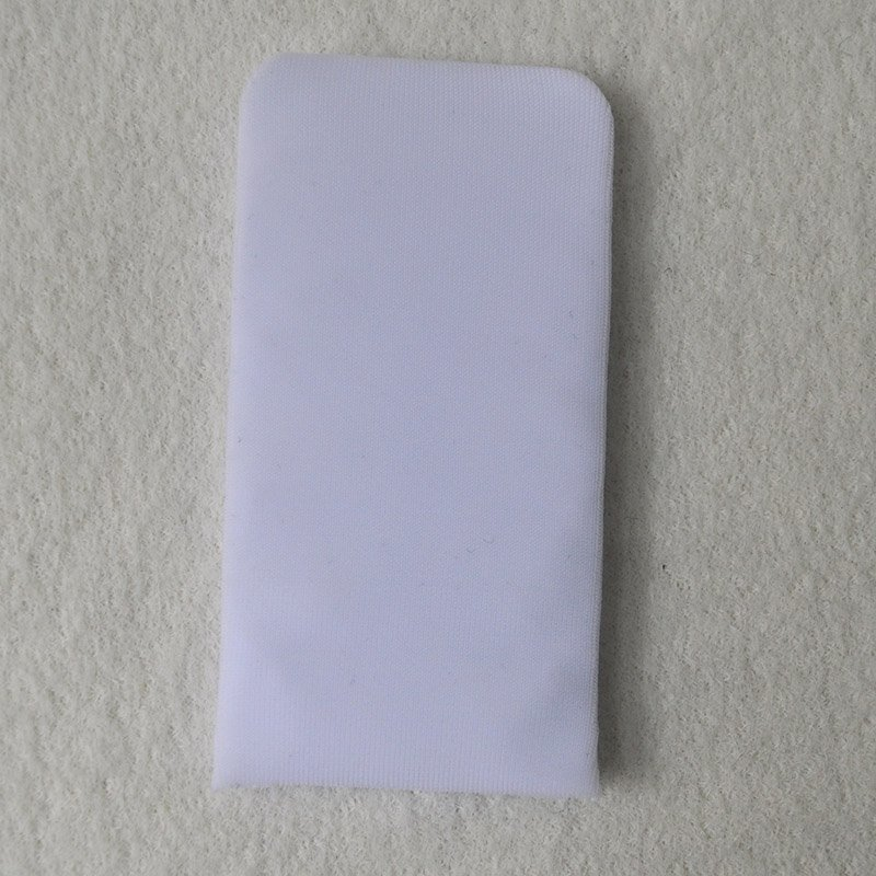 4*2 tricot/spandex cover seamless hook and eye tape