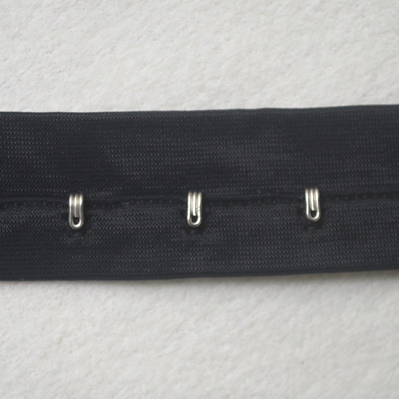 Uncut hook tape for lingerie/corset/bra/underwear