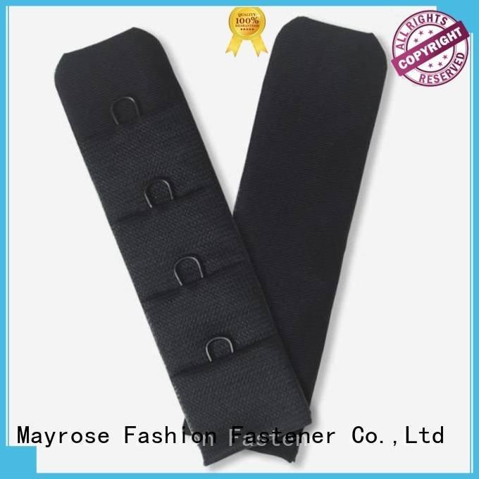 bra extender 3 hook tricotspandex brushed OEM bra strap extender Mayrose