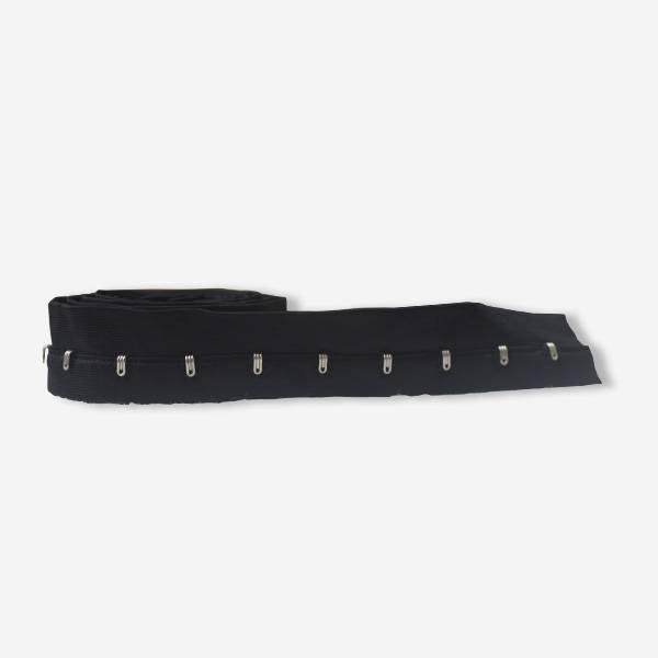 Uncut hook tape for lingerie/corest/bra/underwear