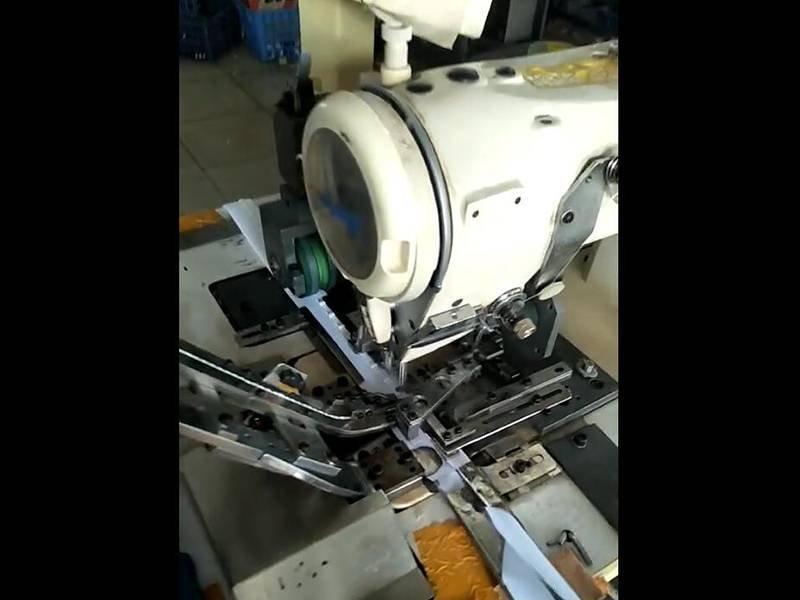 Sewing hook tape