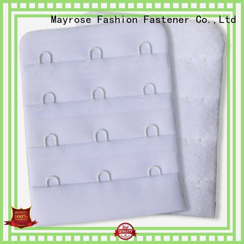 1x3 bra extender 4 hook 3x2x1332 cut Mayrose Brand