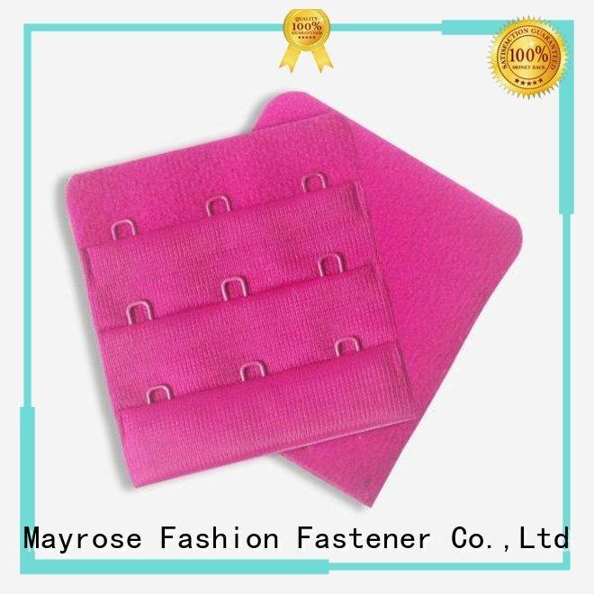 seamless tricotspandex bra strap extender Mayrose Brand