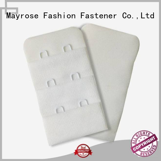 Wholesale microfiberspandex bra strap extender Mayrose Brand
