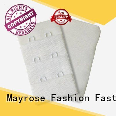 bra extender 3 hook 3x1 tricotspandex Mayrose Brand