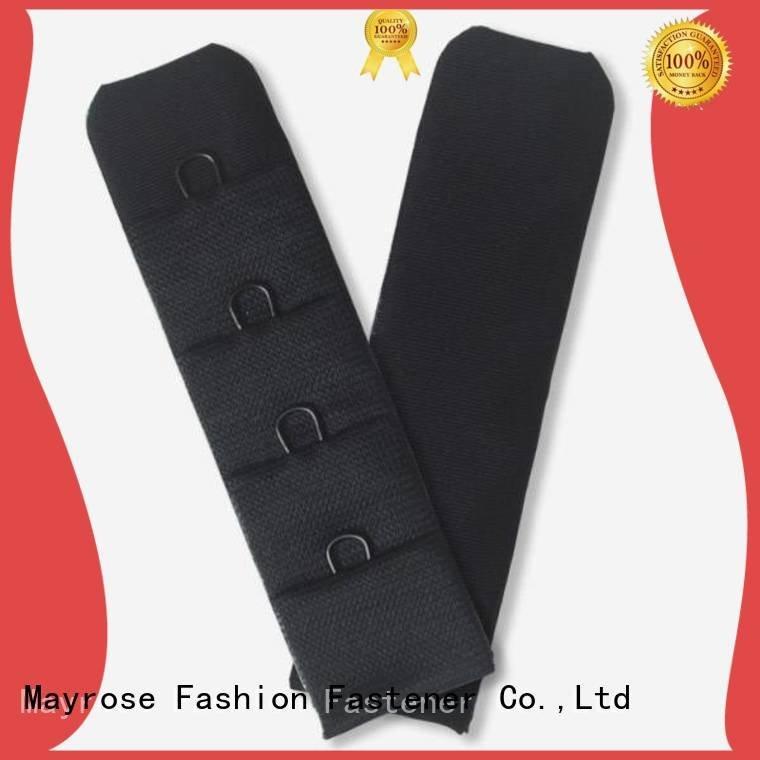 Custom underwear bra strap extender spandex Mayrose