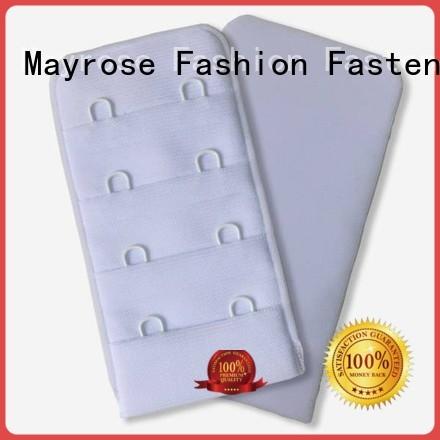 Mayrose Brand tape hook bra extender 3 hook bra