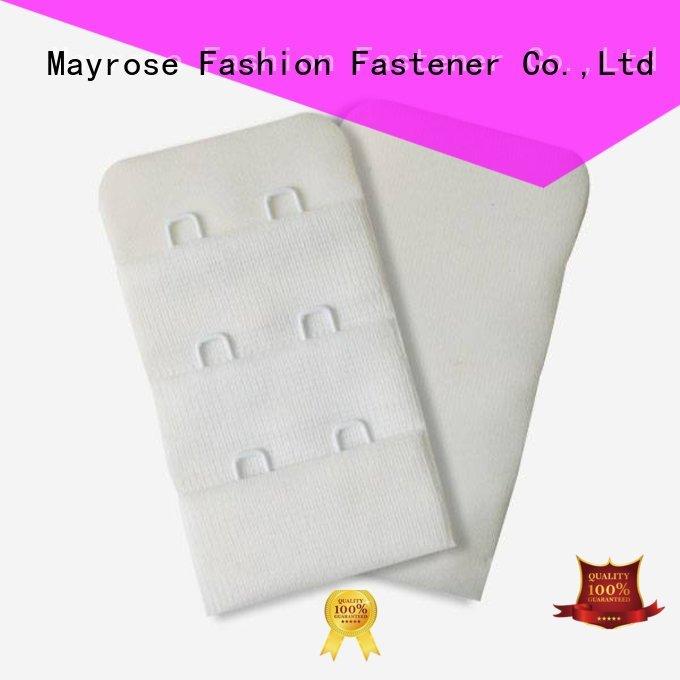 bra extender 3 hook microfibersoft cover Mayrose Brand company