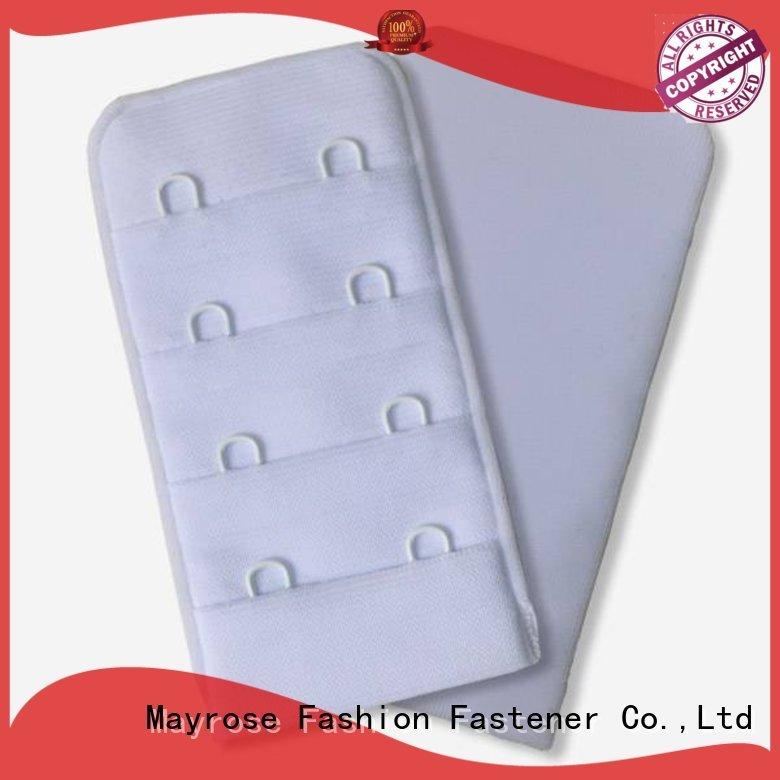 3x2 bra extender 3 hook hook brushed Mayrose Brand