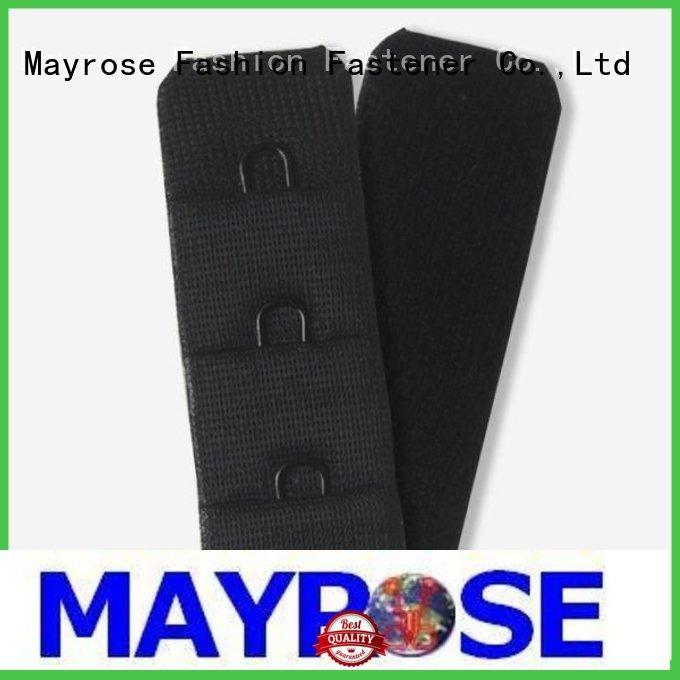 cover microfiberspandex bra strap extender microfibersoft Mayrose Brand company