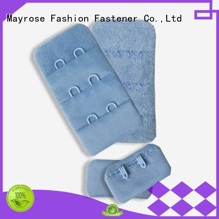 Mayrose Brand round underwear bra extender 4 hook