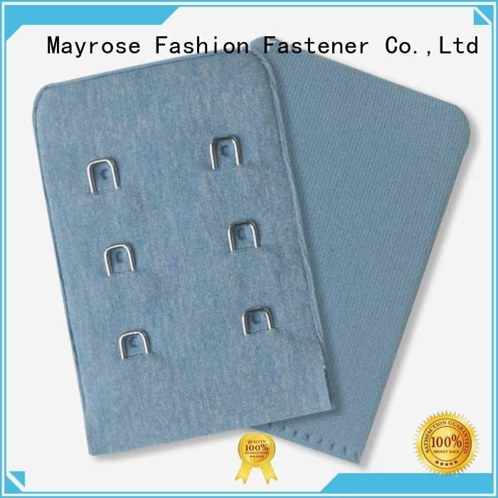 hook spandex bra strap extender Mayrose Brand
