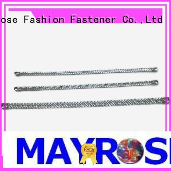 standard spiral bone steel Mayrose corset boning