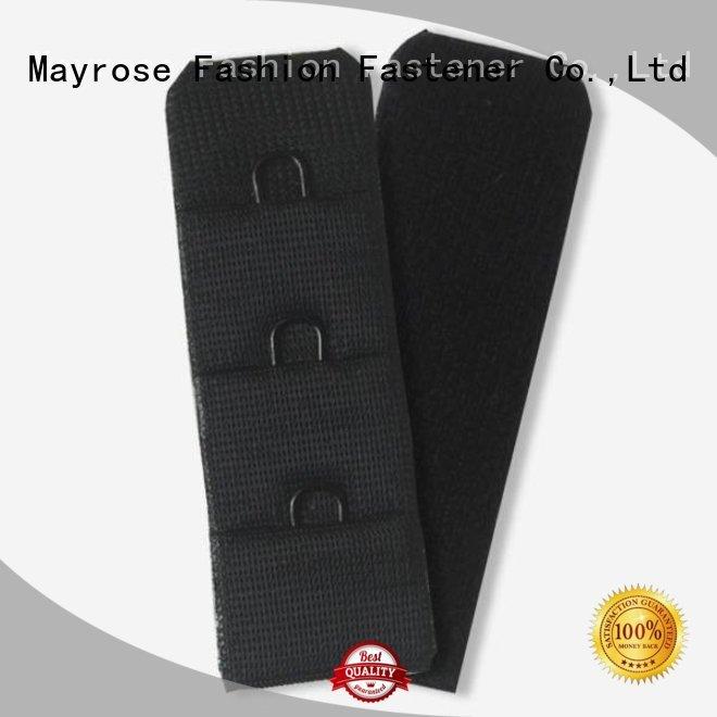 bra extender 3 hook microfibersoft trioctmicrofiber spandex Mayrose Brand