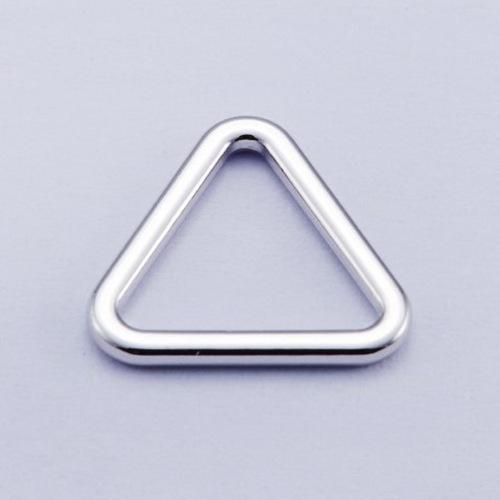 Zinc alloy adjuster triangle shape 010-7