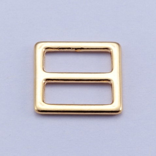 Zinc alloy adjuster square slider 810-25