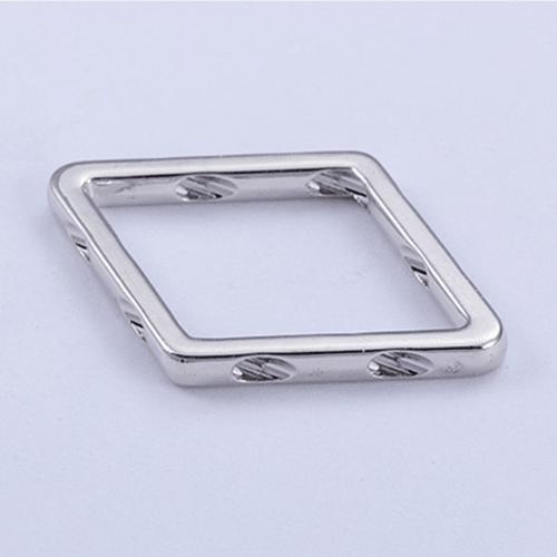 Zinc alloy adjuster speical rhombus shape YYK122