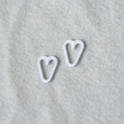 Nylon coated heart shape PS16