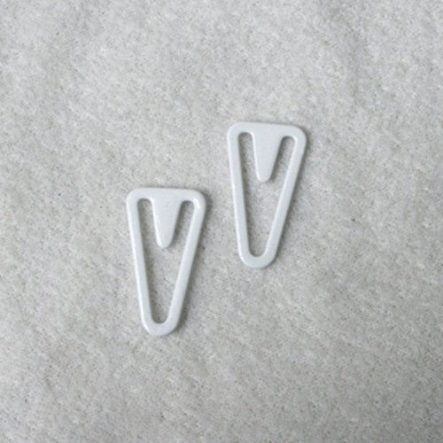 Nylon coated heart shape Q019