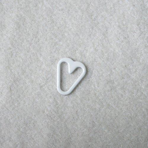 Nylon coated heart shape Q012