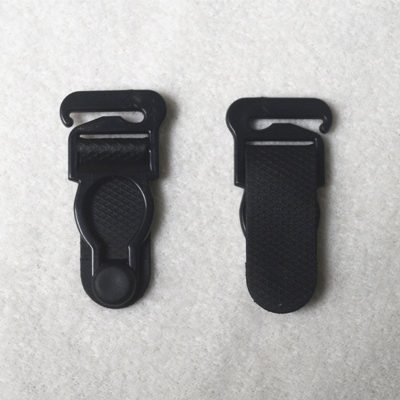 Custom bra buckle clips adjuster l16m1 Mayrose