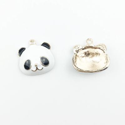 bra charms 1085 panda
