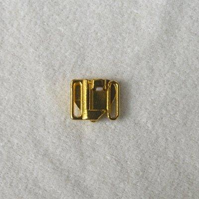 Zinc alloy adjuster buckle heart shape JT1580