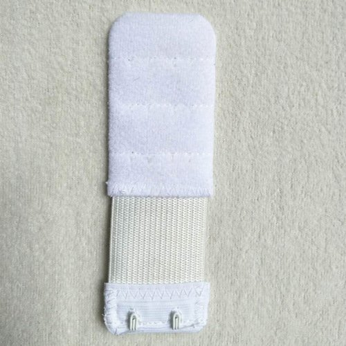 Bra extender 2x2 30mm with elastic tape