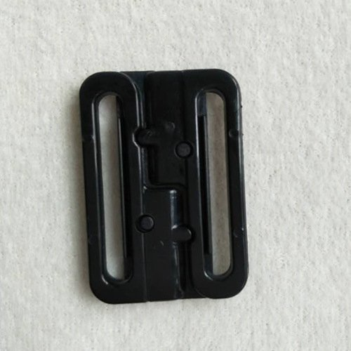 Plastic POM closure big clips L30F48