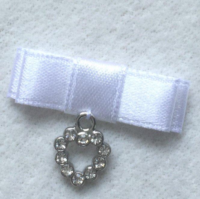nylon ribbon bow #35