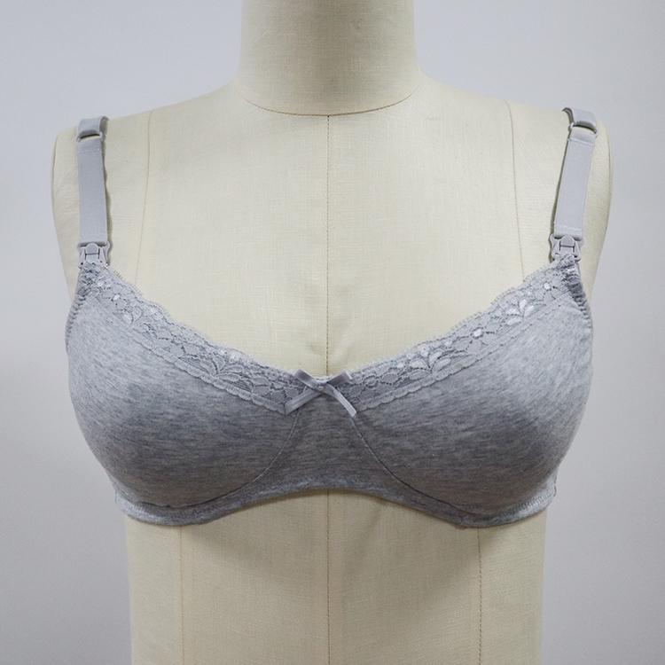 Sleep Breastfeeding nursing bra Cotton