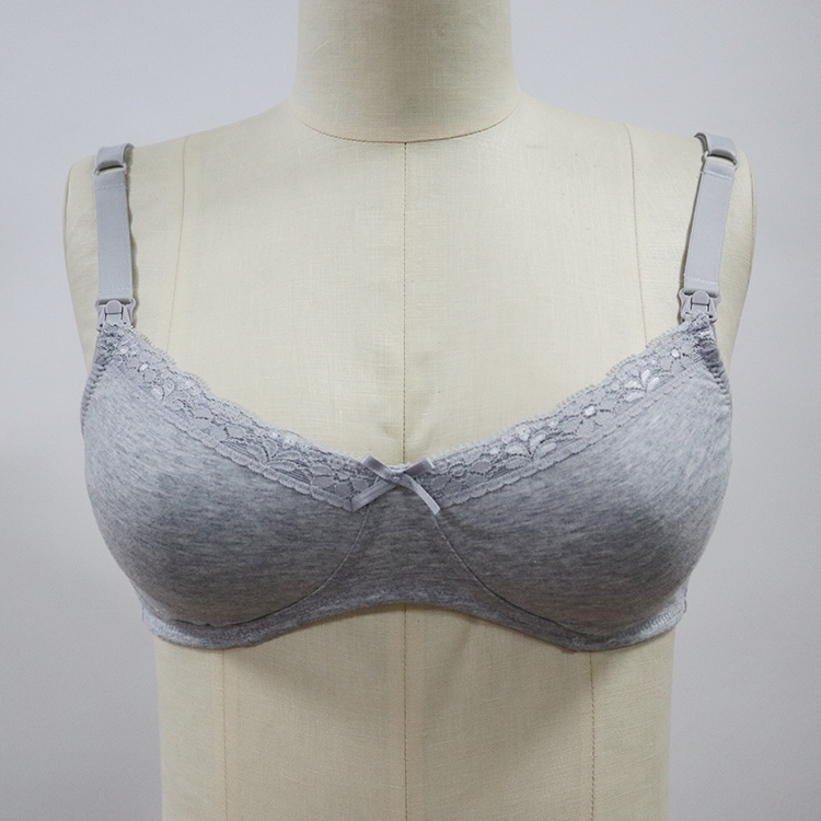 Sleep Breastfeeding nursing bra Cotton