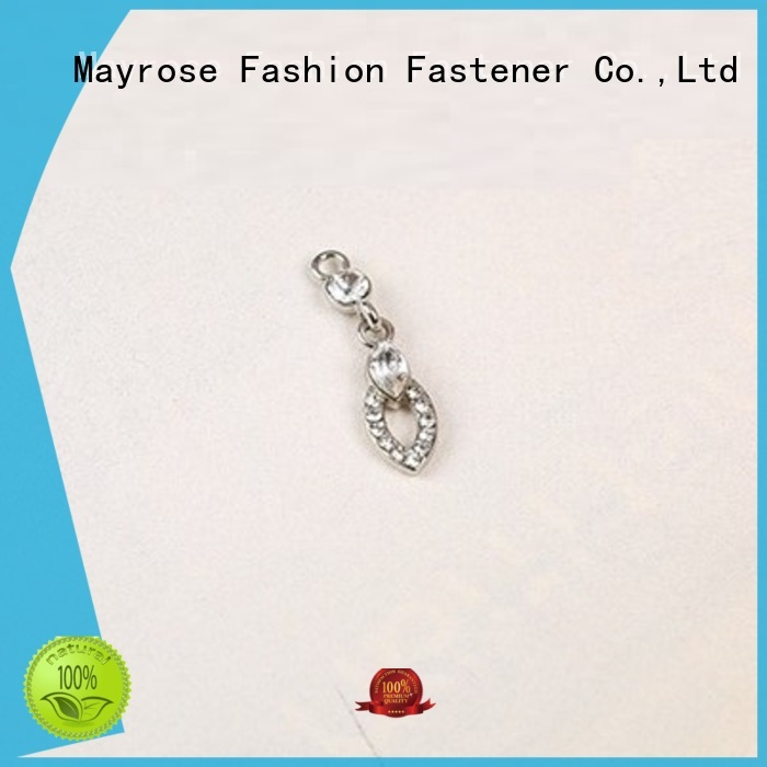 lovely charms decorative Mayrose Brand slide pendants factory