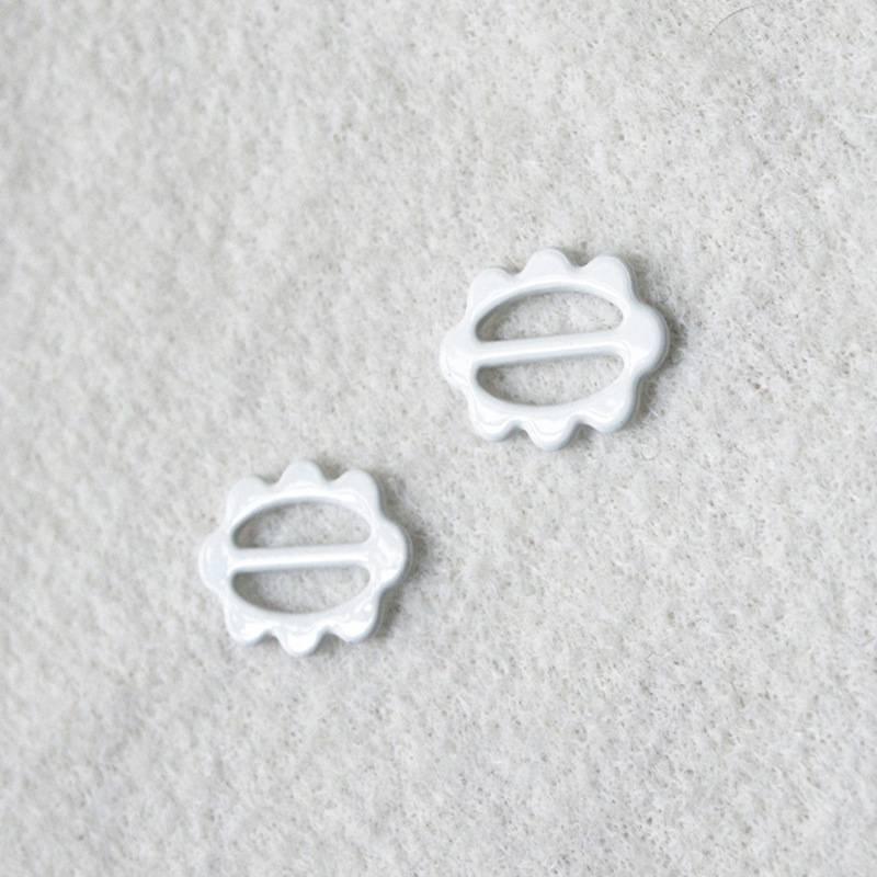 Nylon coated adjuster speical clips B81022