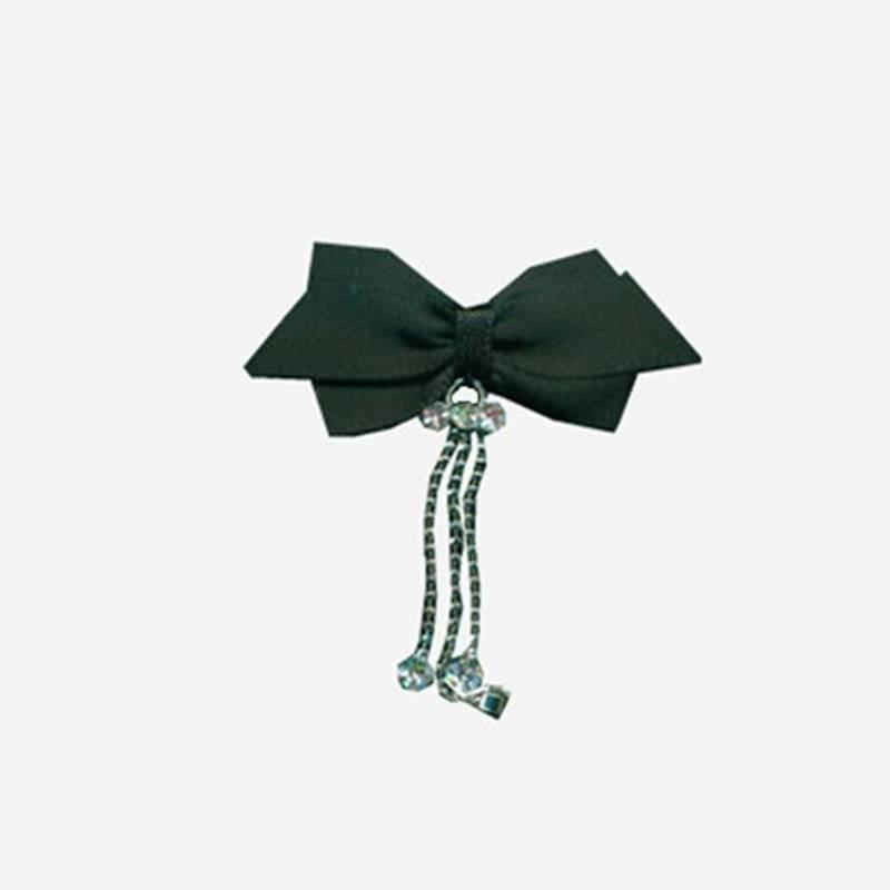 nylon ribbon bow #28