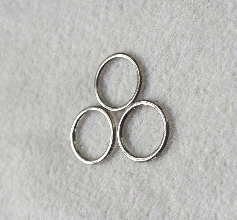 Zinc alloy adjuster ring size from 6mm to 30mm