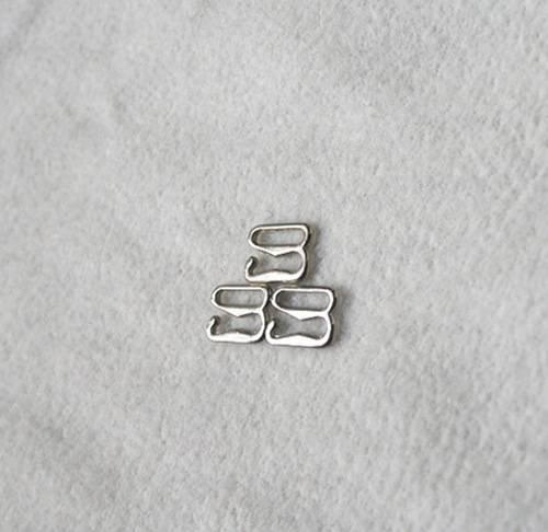 Zinc alloy adjuster hook size from 6mm to 30mm