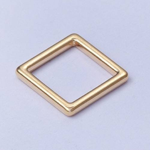 Zinc alloy adjuster square shape 010-10