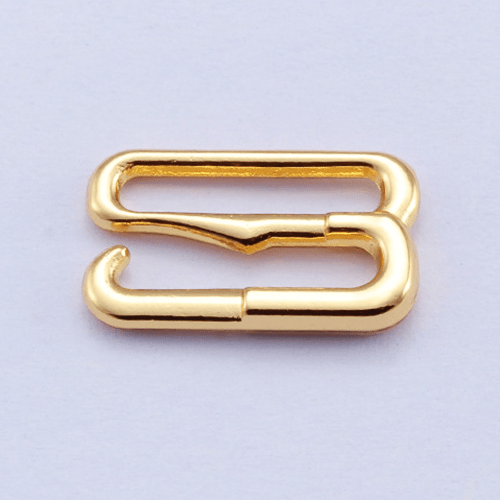 Zinc alloy adjuster hook 912-1 gold plating