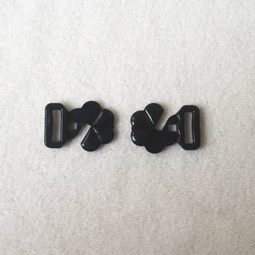 Plastic front buckle clasps L10F52