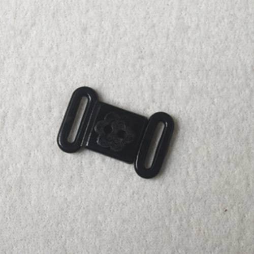 Plastic front closure clasps L12F46