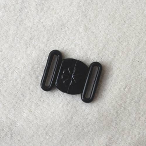 Plastic buckle for bra L15F22