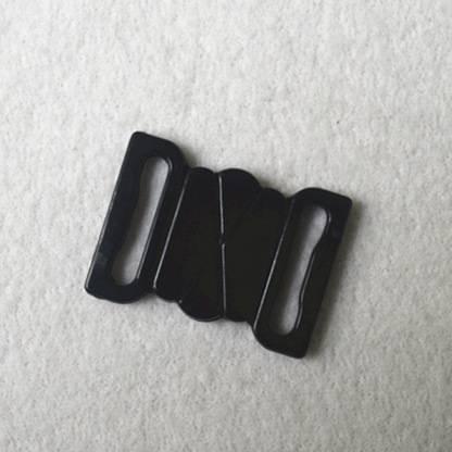 Plastic POM closure buckles L18F47