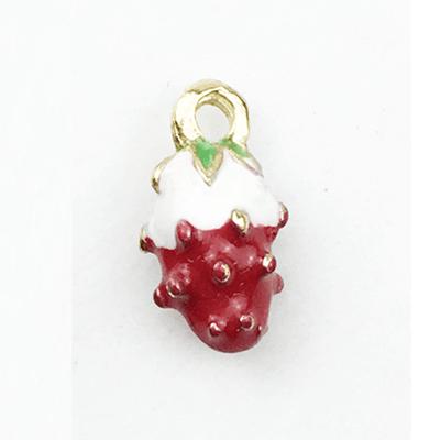 bra charms 1243 strawberry