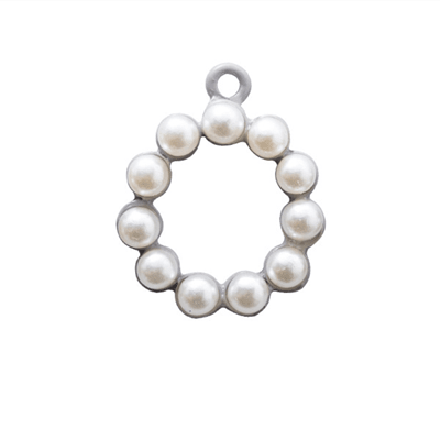 bra charms 1192 ring with pearls