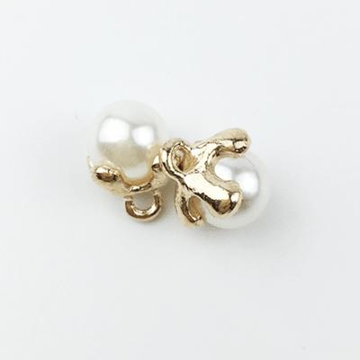bra charms 1055 pearl