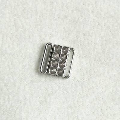 Zinc alloy adjuster front buckle JT403