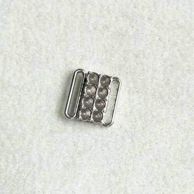 Zinc alloy adjuster front buckle JT403