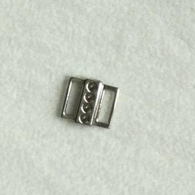 Zinc alloy adjuster front clasps JT1566